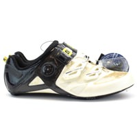 Mavic Cosmic Ultimate Water Damage Road White Mens Cycling Shoe