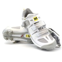 Mavic Scorpio MTB White Womens Cycling Shoe