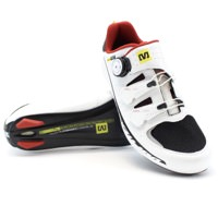 Mavic Ksyrium Pro Road Black Mens Cycling Shoe