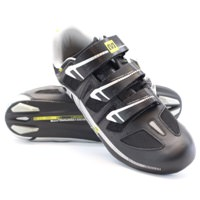 Mavic Peloton Road Black Mens Cycling Shoe