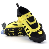 Mavic Crossmax MTB Yellow Mens Cycling Shoe