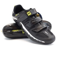 Mavic Aksium Road Black Mens Cycling Shoe