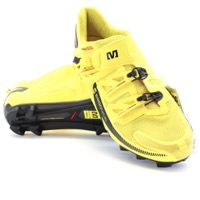 Mavic Fury MTB Yellow Mens Cycling Shoe