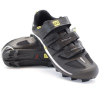 Mavic Pulse MTB Black Mens Cycling Shoe