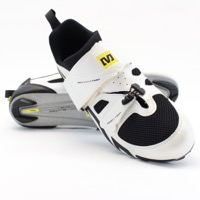 Mavic Tri Race Road White Mens Cycling Shoe