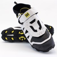 Mavic Alpine XL MTB White Mens Cycling Shoe