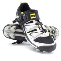 Mavic Tempo MTB Silver Mens Cycling Shoe