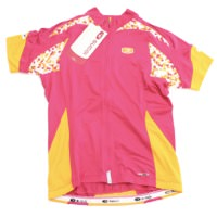 Sugoi Women's RS Pro Jersey Bright Rose