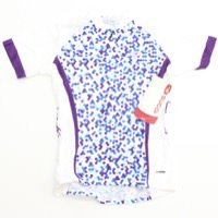 Sugoi Women's Dot Jersey Purple