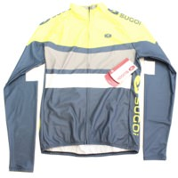 Sugoi Evolution PRO L/S Jersey Sulpher