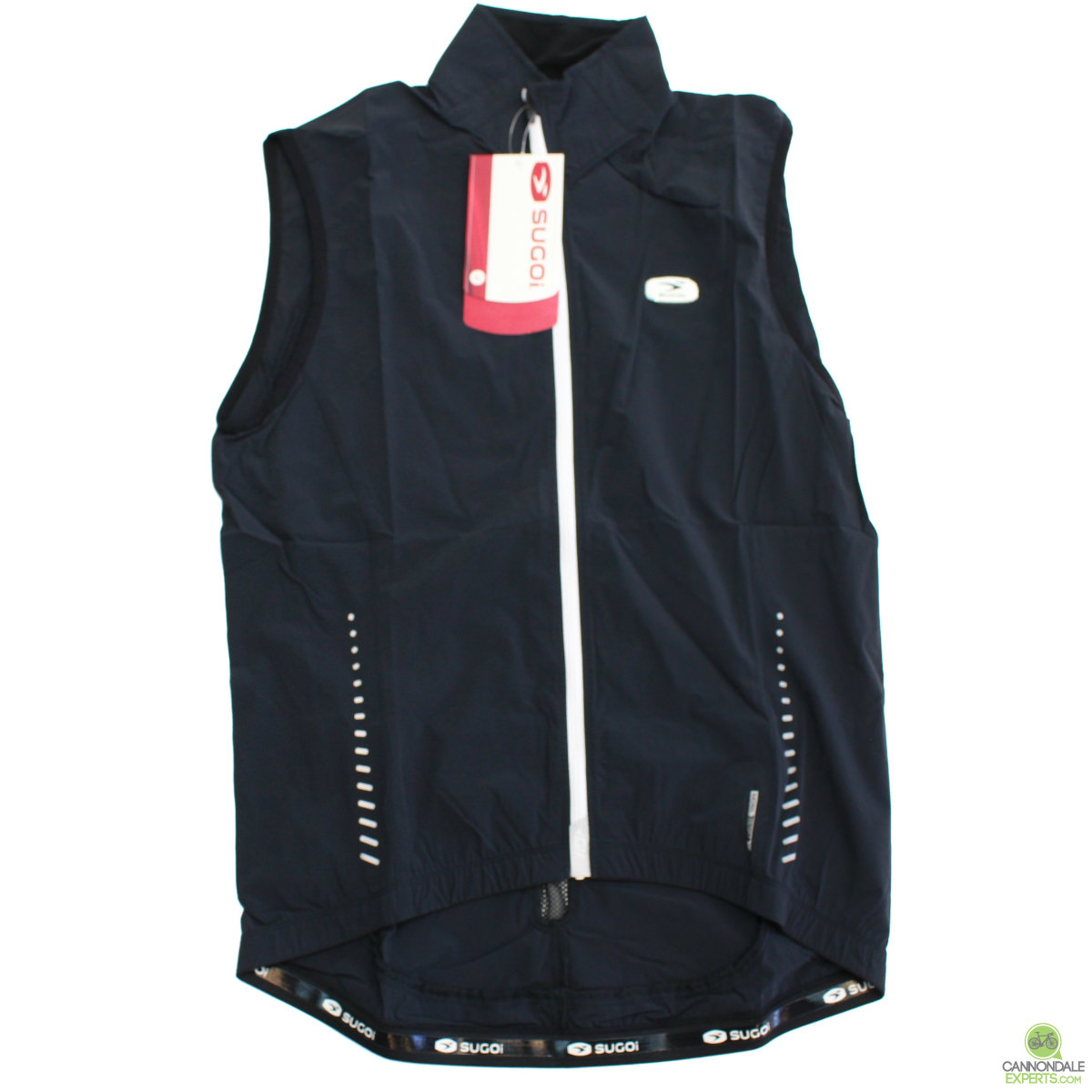 0bfff8905 Sugoi RS Vest Black - Large 714642907763