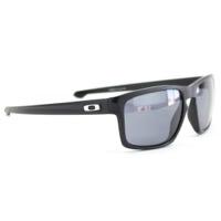 Oakley Sliver Matte Black w/ Grey Lens 9262-01