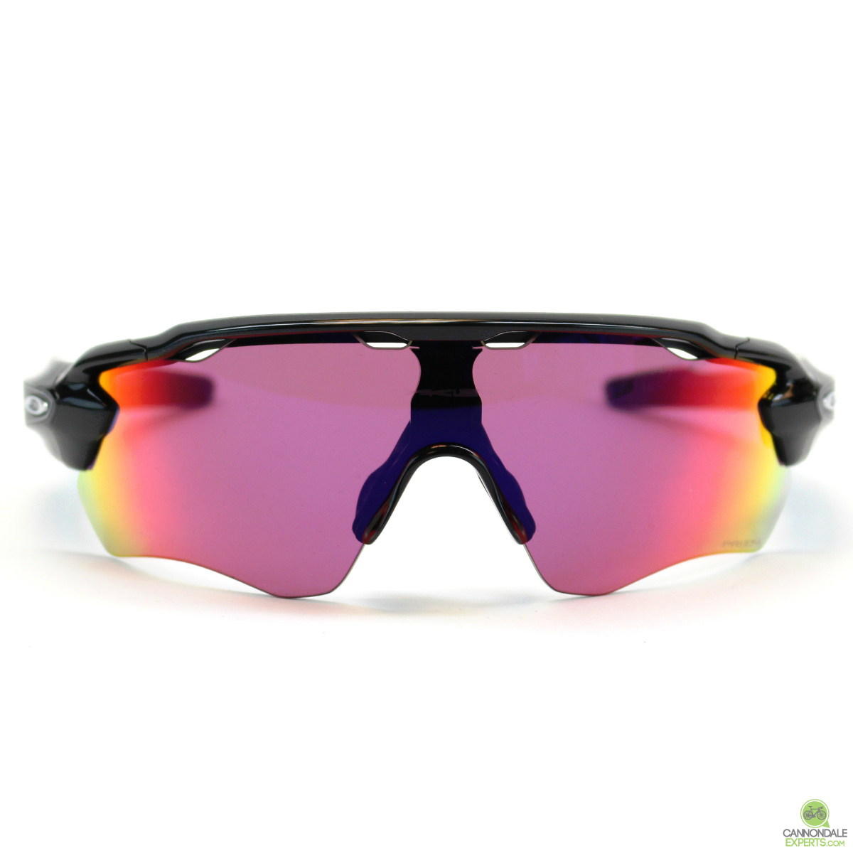cccb9db188 Oakley Radar Pace Polished Black w  Prizm Road and Clear Lenses 93137