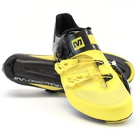 Mavic Cosmic Ultimate Road Yellow Mens Cycling Shoe