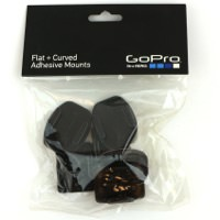 GoPro Flat/Curved Adhesive Mounts Accessory