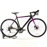 Cannondale 2017 SuperSix EVO Carbon Disc Women's 105 Size 50cm Black Road Bike
