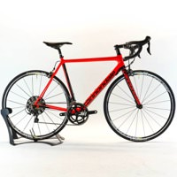 Cannondale 2017 SuperSix EVO Carbon Ultegra Size 54cm Acid Red Road Bike