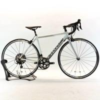 Cannondale 2017 SuperSix EVO Carbon Women's 105 Size 48cm White Road Bike