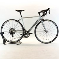 Cannondale 2017 SuperSix EVO Carbon Women's 105 Size 50cm White Road Bike