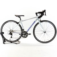 Cannondale 2017 Synapse Alloy Women's 105 Size 48cm White w/ Purple Road Bike