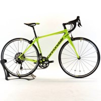 Cannondale 2017 Synapse Carbon Women's 105 Size 51cm Yellow Road Bike