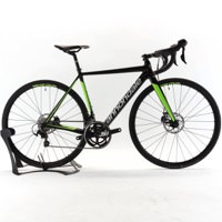 Cannondale 2017 CAAD12 Disc Women's 105 Size 50cm Black w/ Green Road Bike