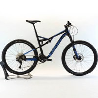 Cannondale 2017 Habit Alloy 4 Size Large BBQ Black Mountain Bike
