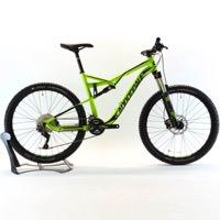 Cannondale 2017 Habit Alloy 5 Size Large Acid Green Mountain Bike