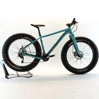 Cannondale 2017 Fat CAAD 3 Size Medium Turquoise Fat Bike