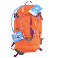 Camelbak LUXE NV Clementine Orange/Light Purple 100 oz Hydration Pack