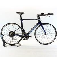 Cannondale 2017 Slice Ultegra Size 57cm Blue/Black Triathlon/Time Trial Bike