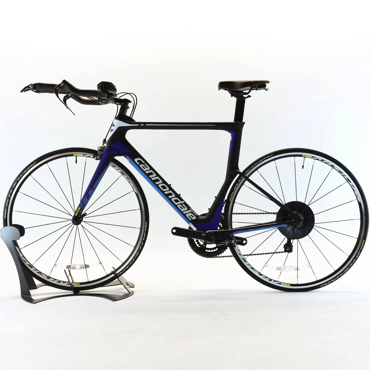 Cannondale 2017 Slice Ultegra Size 57cm Blue/Black Triathlon/Time Trial Bike