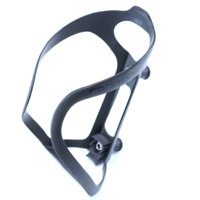 Cannondale GT40 Carbon Water Bottle Cage Carbon w/ Black - Only 28 Grams!