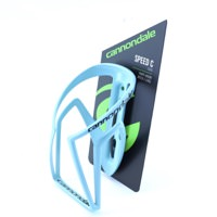 Cannondale Speed C Nylon Bottle Cage Aqua Blue