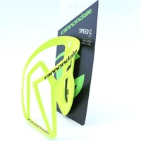 Cannondale Speed C Nylon Bottle Cage Volt Yellow