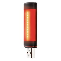 Fabric Lumacell USB Rear Cycling Safety Light FP1358U10OS