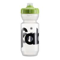 Fabric Gripper Cycling Water Bottle 600ml Clear w/ Green Lid FP5108U0360