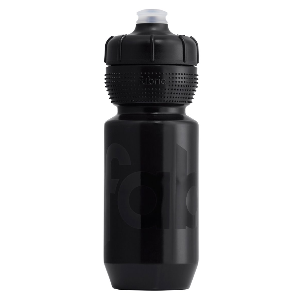 Fabric Gripper Insulated Cycling Water Bottle 550ml Black