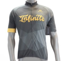 Infinite Cycles King Midas Cycling Jersey Mens