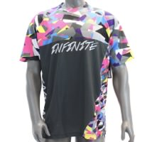 Infinite Cycles Shardnado Freestyle Mountain Cycling Jersey Mens