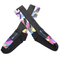 Infinite Cycles Shardnado Tall Cycling Socks Unisex