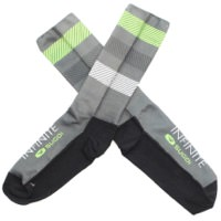 Infinite Cycles T1 Tall Cycling Socks Unisex