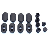 Cannondale Shift + Brake Grommets Guides for F-Si, Tesoro, EVO, Synapse, CAAD12 K32048